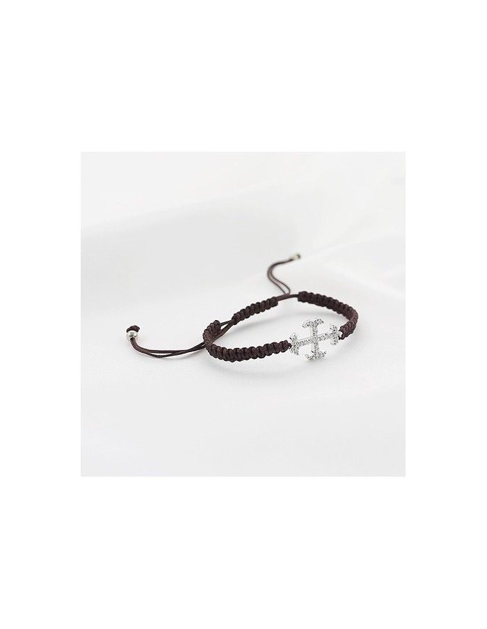 [VX06] VIXX Cross String Bracelet