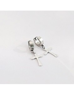 [SH98] SHINEE Style Simple Cross Earring