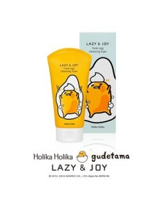 [Holika Holika] GUDETAMA Collaboration : Fresh Egg Cleansing Foam 150ml
