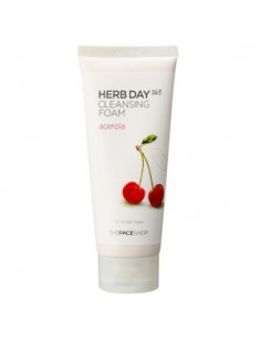 Thefaceshop Herb Day 365 Acerola Cleansing Foam
