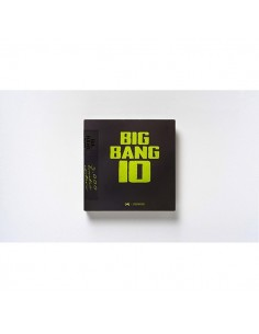 BIGBANG10 THE VINYL LP: LIMITED EDITION