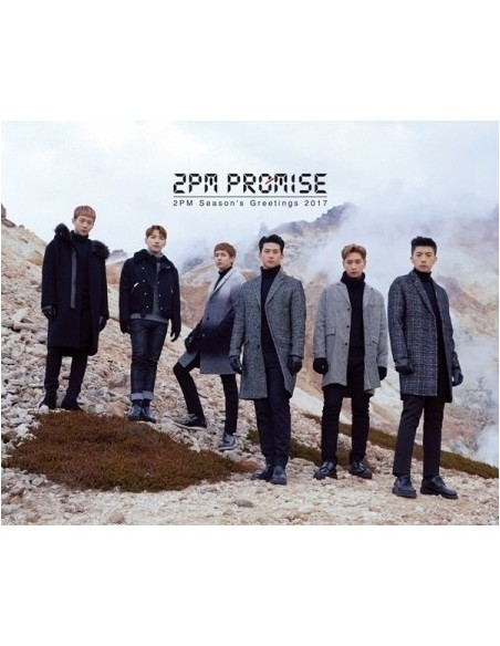 2PM - PROMISE : 2PM 2017 SEASON`S GREETINGS FROM HAKODATE (PRE-ORDER)
