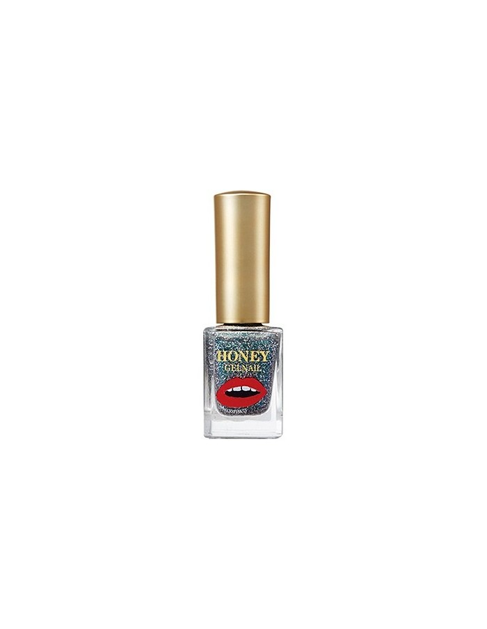 [Skin Food] BBH Collaboration : Honey Gelnail 8ml (4Colors)