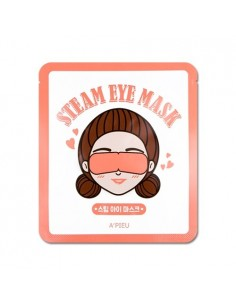 [A'PIEU] Steam Eye Mask 5Sheets