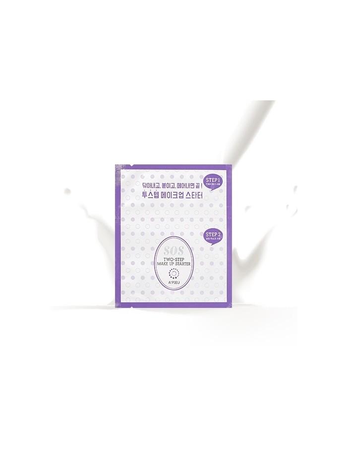 [A'PIEU] SOS Two-Step Make up Starter