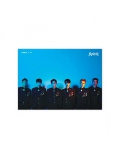 [Poster] VIXX 3rd Mini Album  KRATOS Poster B Version