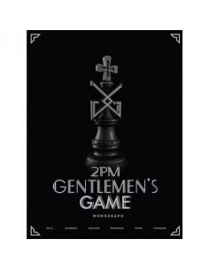 2PM - GENTELMEN'S GAME MONOGRAPH