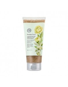 [Thefaceshop] Perfume Seed white peony body scrub 200ml