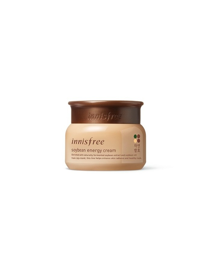 [ INNISFREE ] Soybean Energy Cream 50ml