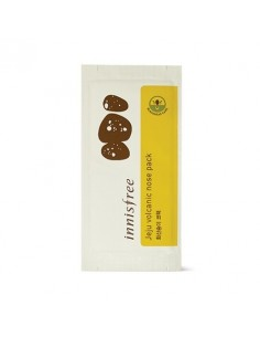 [INNISFREE] Jeju Volcanic nose pack