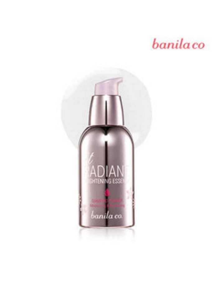 [BANILA CO] it Radiant Brightening Essence 30ml