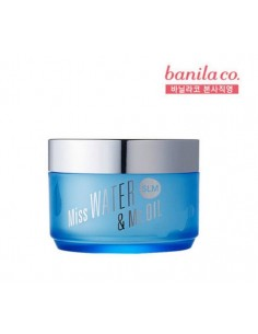 [BANILA CO] Miss Water & Mr Oil Gel Cream 100ml
