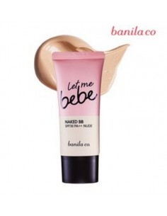 [BANILA CO] Let Me Naked BB SPF30 PA++ 30ml