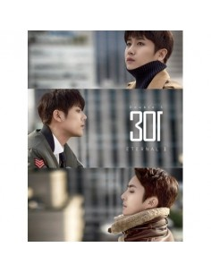 SS301 Mini Album - ETERNAL 1 Mini Album CD + Poster
