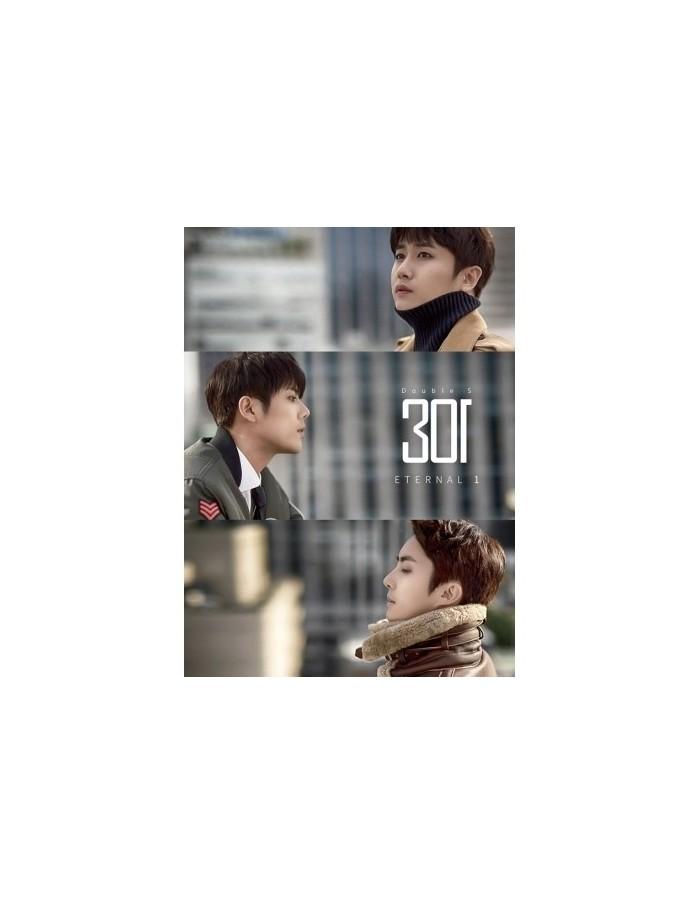 SS301 Mini Album - ETERNAL 1 Mini Album CD + Poster