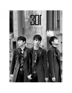 SS301 Mini Album - ETERNAL 0 Mini Album CD + Poster