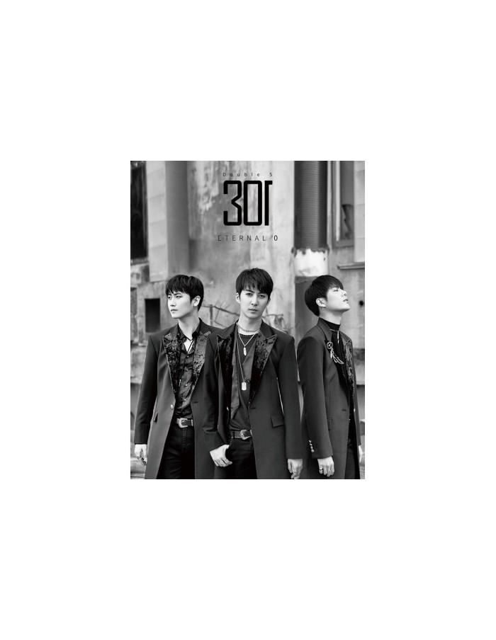 SS301 Mini Album - ETERNAL 0 Mini Album CD + Poster