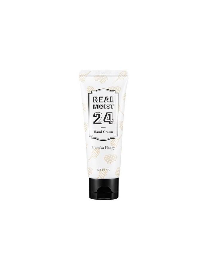 [MISSHA] Missha Real Moist 24 Hand Cream 70ml ( 3Kinds )