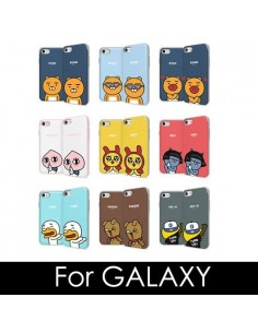 [ KAKAO FRIENDS ] KAKAO Bumper Slide Phone Case - For Galaxy