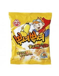 OTTOGI PPUSHU PPUSHU (Smash Noodle) - Bulgogi Flavor 90g