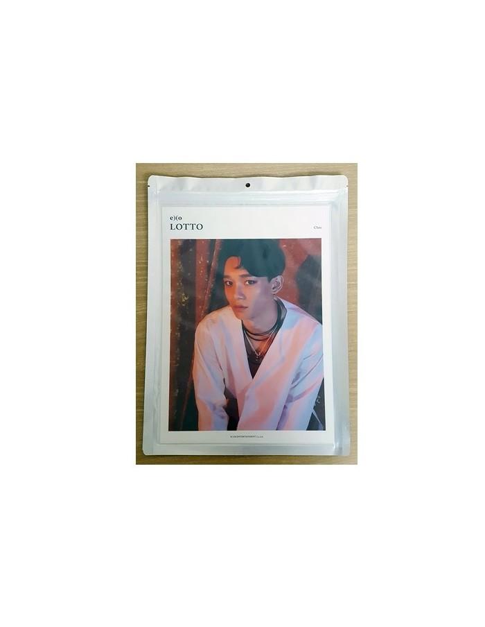 EXO A4 Size PHOTO - LOTTO Version