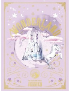 JESSICA - 2nd Mini Album -WONDERLAND CD + Poster