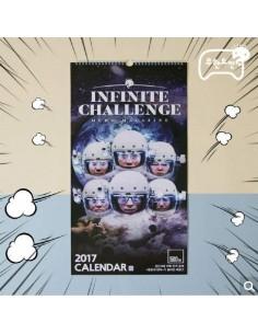 Infinity Challenge (Muhan Dojeon) 2016 Official Wall Calendar
