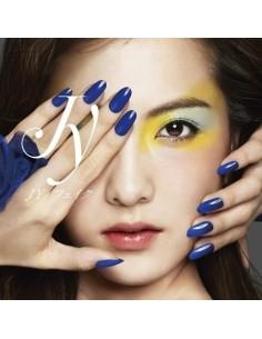 JY (KANG JI YOUNG) - FAKE (3RD SINGLE ALBUM) CD + Poster