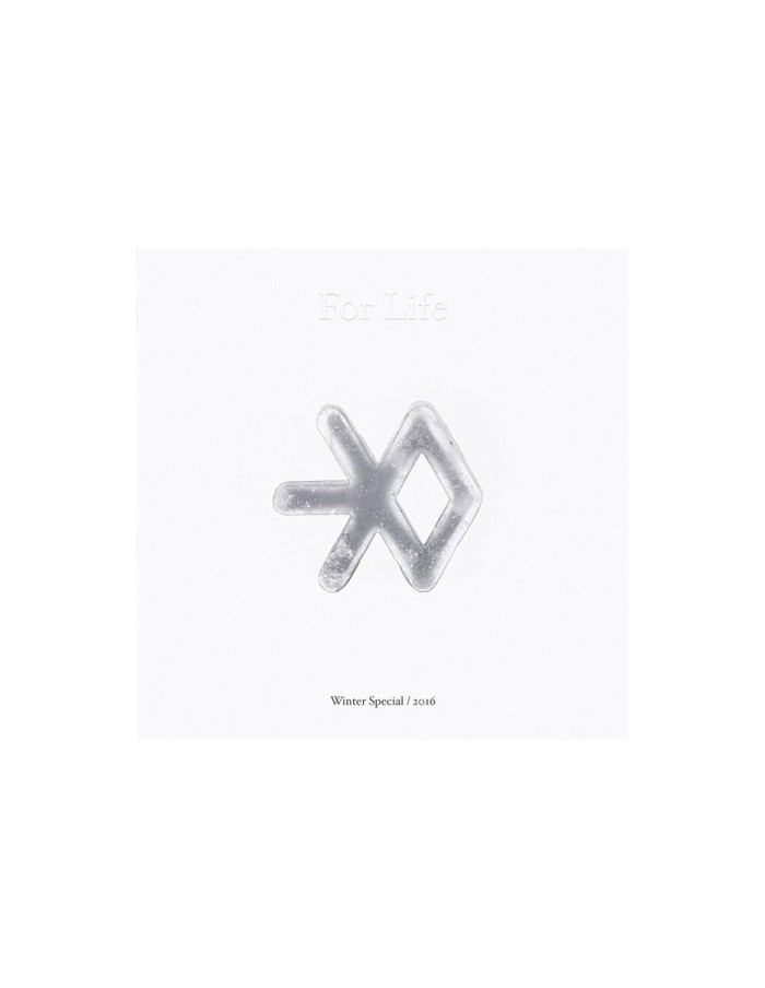 EXO - WINTER SPECIAL ALBUM, 2016 (2CD) + Poster