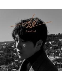 KIM FEEL - FROM FEEL MINI ALBUM CD + Poster