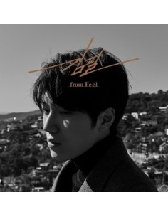 KIM FEEL - FROM FEEL MINI ALBUM CD + Poster