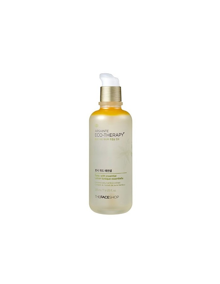 [Thefaceshop] Arsainte Ecotheraphy Tonic with Essential 145ml