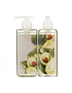 [Thefaceshop] Avocado Body Lotion 300ml