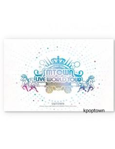 SM TOWN LIVE WORLD TOUR PHOTOBOOK [PRE-ORDER]