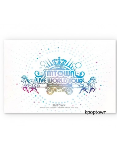 SM TOWN LIVE WORLD TOUR PHOTOBOOK [PRE-ORDER]
