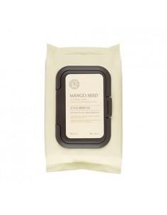 [Thefaceshop] Mango Seed Cleansing Wipes 50sheets