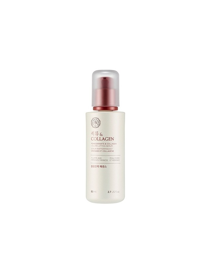 [Thefaceshop] Pomegranate And Collagen Volume Lifting Essence 80ml