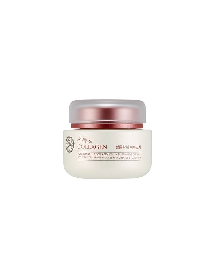 [Thefaceshop] Pomegranate And Collagen Volume Lifting Eyecream 50ml