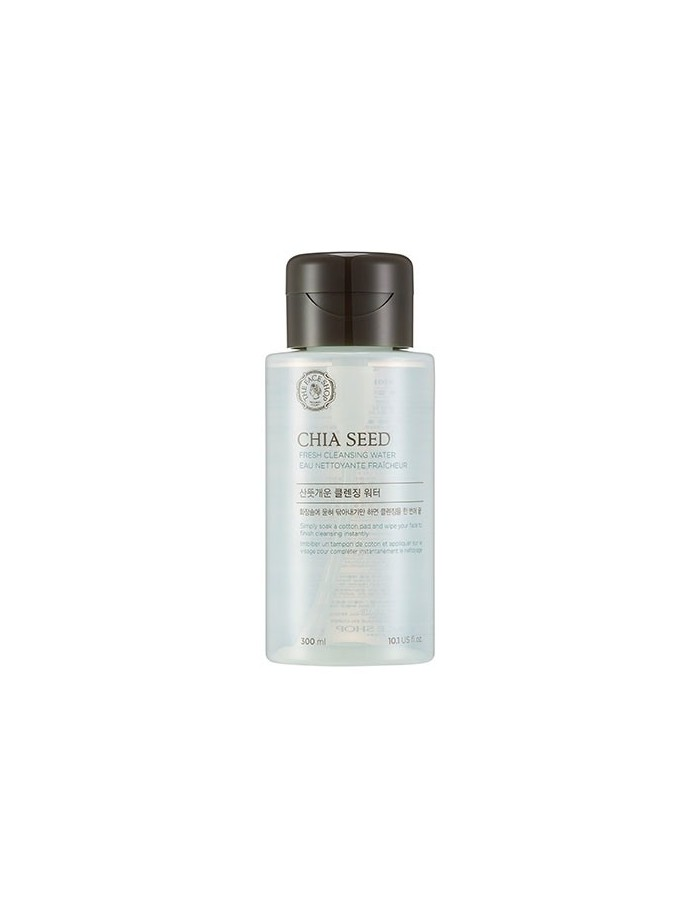 [Thefaceshop] Chia Seed Fresh Cleansing Water 300ml