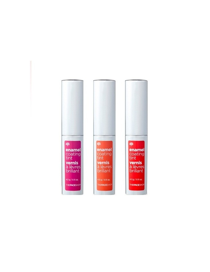 [Thefaceshop] Enamel Coating Tint 4.5g (3Colors)