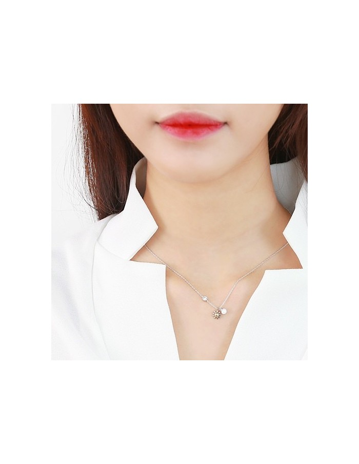 [AS230] B Elly Necklace