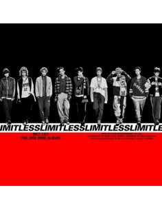 NCT 127 - LIMITLESS 2nd Mini Album CD + Poster [Pre-Order]