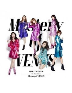 HELLOVENUS - MYSTERY OF VENUS 6th Mini Album CD + Poster [Pre-Order]