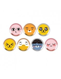 [ KAKAO FRIENDS ] Home Button Sticker Type.B