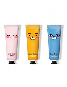 [ KAKAO FRIENDS ] KAKAO X ON THE BODY HAND CREAM 50ml (3Kinds)