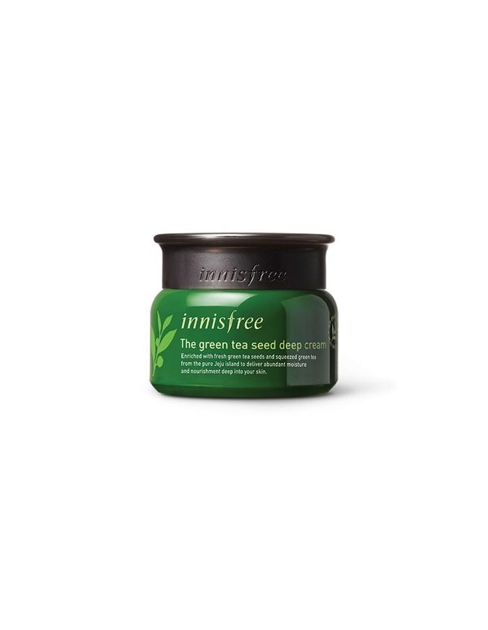 [INNISFREE] The Green Tea Seed Deep Cream 50ml