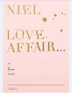 TEENTOP NIEL 2nd Mini Album - LOVE AFFAIR CD + Poster