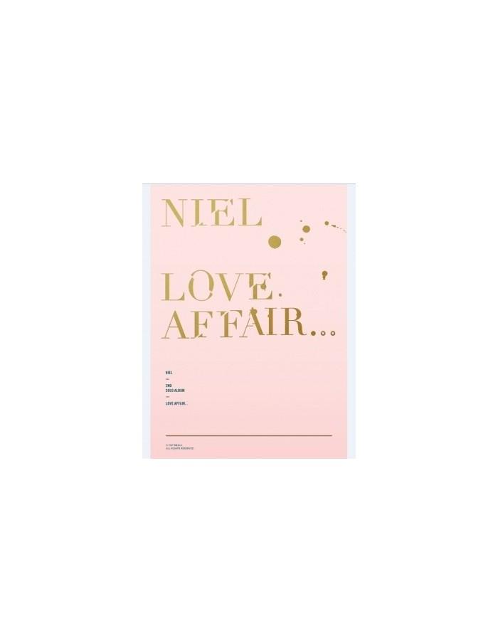 TEENTOP NIEL 2nd Mini Album - LOVE AFFAIR CD + Poster