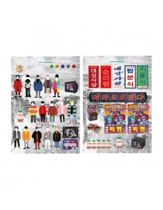 BIGBANG 0.TO.10 FINAL IN SEOUL Goods - BIGBANG STICKER