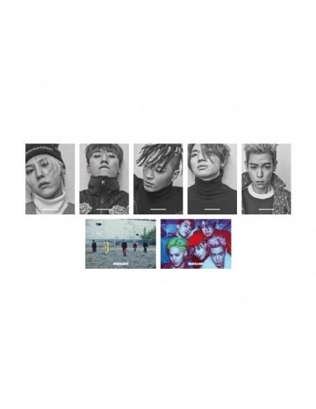 BIGBANG 0.TO.10 FINAL IN SEOUL Goods - BIGBANG POSTCARD SET